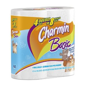 Charmin toilet paper shipped to your door