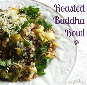 Roasted Buddha Bowl