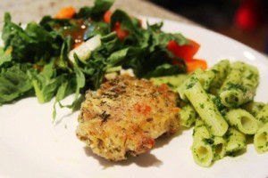 Breaded Ranch Chicken - Gluten, Dairy and Egg Free