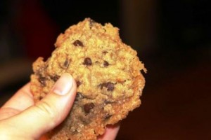 Vegan Chocolate Chip Cookies - Gluten Free, Dairy Free