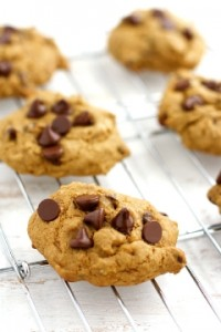 Chocolate Chip Banana Cookies - Gluten Free, Diary Free, Nut Free, Vegan