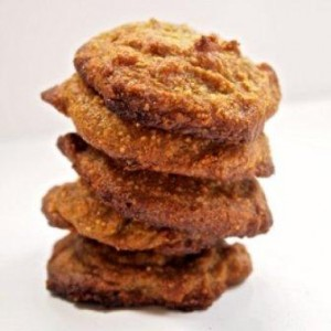 Three Ingredient Pumpkin Cookies